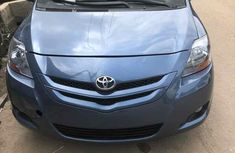 Toyota Yaris 2010 Blue for sale