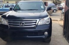 Lexus GX460 2010 Low mileage Black color for sale