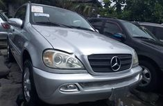 2005 Mercedes-Benz ML350 Petrol Automatic for sale