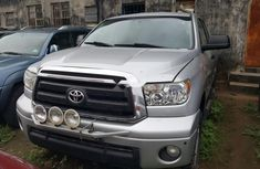 2010 Toyota Tundra Automatic Petrol well maintained for sale
