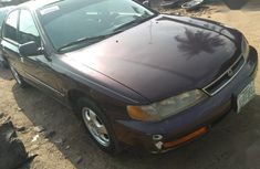 Buy and drive Honda Accord 1996 2.0 Gray color for sale