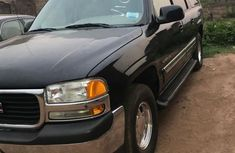 GMC Yukon 2002 Black for sale