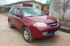 Clean Acura MDX 2004 Urgent Sale