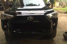 Toyota 4-Runner 2016 Black for sale