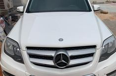 Mercedes-Benz GLK-Class 2013 White for sale