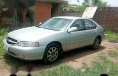 Nissan Altima 2001 Automatic Silver for sale