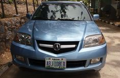 Very Clean Acura MDX 2005 Blue color for sale