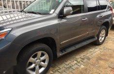 Lexus GX 2012 460 Gray color for sale