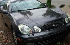 Lexus GS 2003 Gray for sale