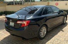 Toyota Camry 2012 Blackfor sale