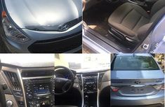Hyundai Sonata 2014 Silver for sale