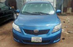 Toyota Corolla 2008 1.8 LE Blue for sale