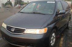 Honda Odyssey LX Automatic 2004 Gray for sale