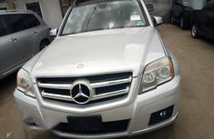 Mercedes-Benz GLK-Class 2012 Silver for sale