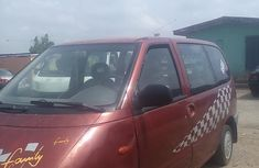 Nissan Serena 1999 Red for sale