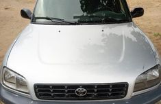 Toyota RAV4 2000 Automatic Silver for sale