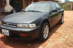 Honda Accord 1996 2.0 Black color for sale