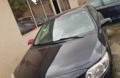 Toyota Corolla LE 2009 Black color for sale