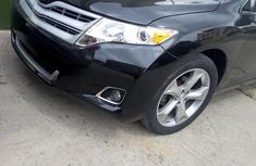 Toyota Venza 2013 Black for sale