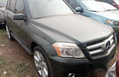 Mercedes Benz GLK 350 2010 Green for sale