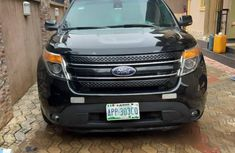 Ford Explorer 2014 Black for sale