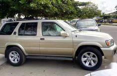 Nissan Pathfinder 2003 LE RWD SUV (3.5L 6cyl 4A) Gold for sale
