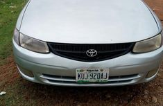 Toyota Solara 2000 SLE V6 Silver for sale