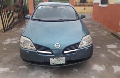 Nissan Primera 2004 Break Automatic Green for sale