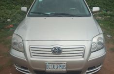 Toyota Avensis 2006 2.0 D-4D Silver for sale