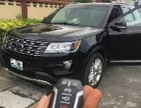 Ford Explorer 2016 Automatic Petrol ₦12,500,000 for sale