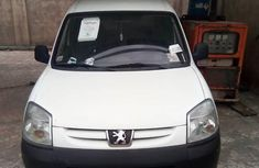Peugeot Partner 2004 White for sale