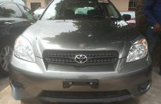 First body Toyota Matrix 2007 Gray color for sale
