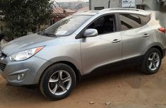 Hyundai Tucson 2011 Silver for sale