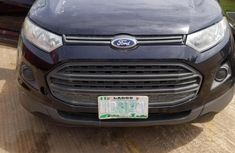 Ford EcoSport 2014 Black for sale