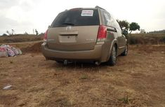 Nissan Quest 2004 3.5 SE Gold
