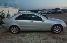 Mercedes-Benz C240 2005 Gray color for sale