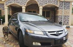 Acura TL 2004 Sedan Gray for sale