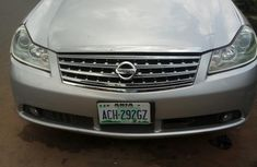 Nissan Fuga 2008 Silver for sale