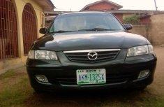 Mazda 626 2001 Wagon Black for sale