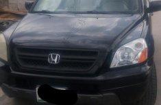 Honda Pilot 2008 EX-L 4x4 (3.5L 6cyl 5A) Black for sale