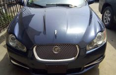 Jaguar XF 2010 Bluefor sale
