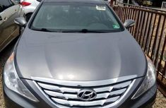 Hyundai Sonata 2013 Gray for sale