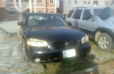 Nissan Maxima 2003 QX Automatic Black for sale