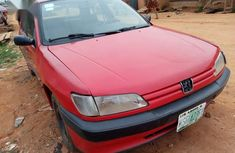 Peugeot 306 1996 Red for sale