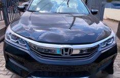 Honda Accord V4 2017 Black for sale
