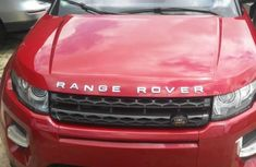 Land Rover Range Rover Evoque 2013 Red for sale