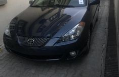 Toyota Solara 2004 Blue for sale