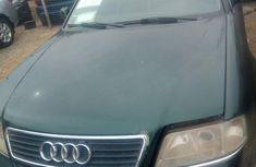 Audi A6 1998 Green for sale