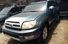 Toyota 4-Runner 2004 Limited Blue for sale