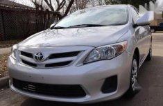 Toyota Corolla 2013 Gray for sale